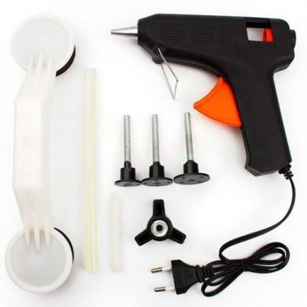 Набор инструментов для удаления вмятин и рихтовки кузова автомобиля