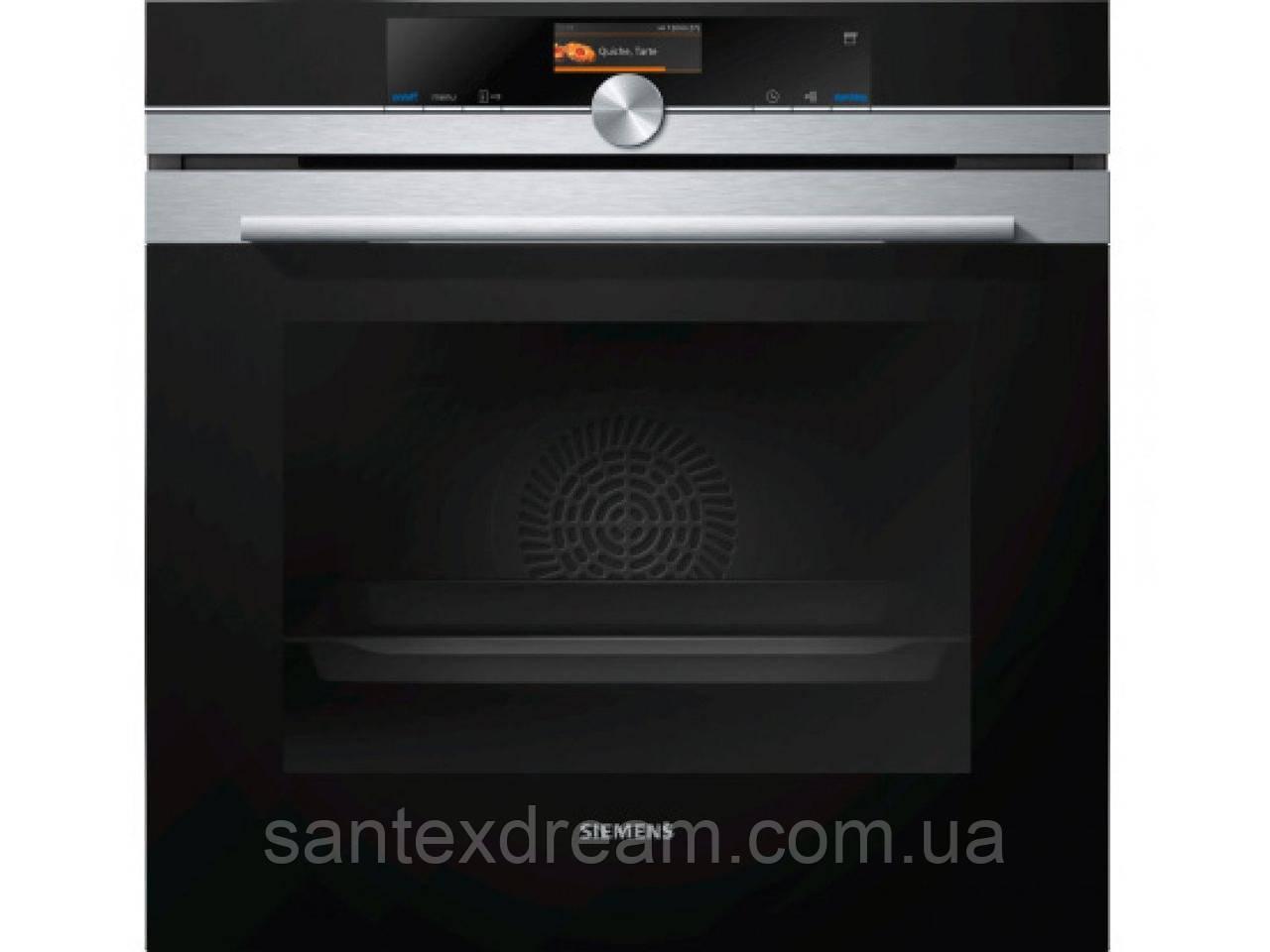 Духовой шкаф электрический Siemens HS636GDS2