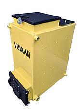 Котел Vulkan EKO 10 кВт твердопаливний шахтний (Холмова).Безкоштовна доставка!, фото 3