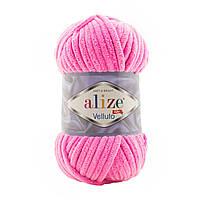 Velluto (Велюто) - 121 яскраво рожевий