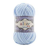 Velluto (Велюто) - 218 світло голубий