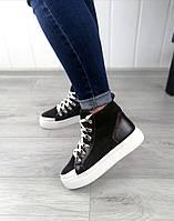 Стильні спортивні черевики коричневі