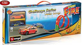 Набор игровой Bburago Трек Скоростная петля g18-30070