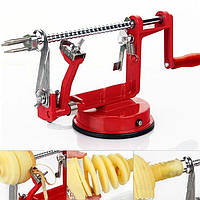 Машинка для резки картофеля спиралью Spiral Potato Chips