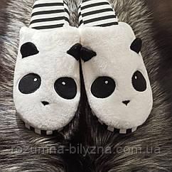 Тапки жіночі - панда,ТМ Henderson,39-40