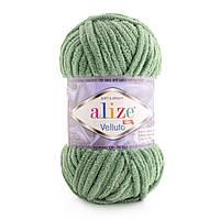 Velluto (Велюто) - 727 зелений