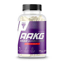 Аргинин Trec Nutrition AAKG Mega Hardcore 120 capsules