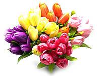 Тюльпаны букет 33см (26584)