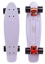 Скейтборд для мальчика Пенни борд Penny Board Пенні Fish Skateboard  57см