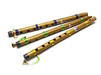 Флейта бамбук 33см (26762)