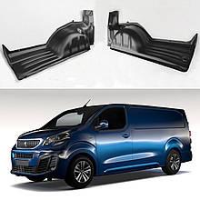 Пластикові захисні накладки на колісні арки для Peugeot Expert lll L3 5,3 m 2016+