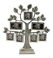 """Фоторамка """"Дерево"""" на 6 фото 26,5х25х5см (25308)"""