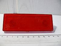 Катафот красный боковой  (пр-во Украина)