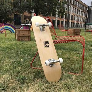 """Скейт деревянный  для трюков """"Canada 100%"""""""