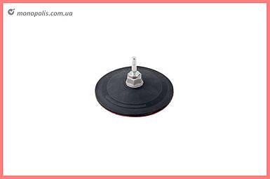 Диск для круга шлифовального Mastertool - 125 х 1 мм, без переходника