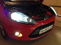 НАШИ РАБОТЫ: Ford Fiesta. Ксенон, парктроник, мелочи.
