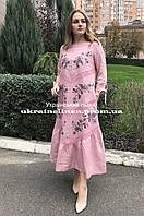 АКЦІЯ!!! ЛІТО-2020. Сукня Есмеральда рожева