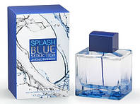 Мужская туалетная вода Antonio Banderas Splash Blue Seduction for Men, 100 мл, фото 1