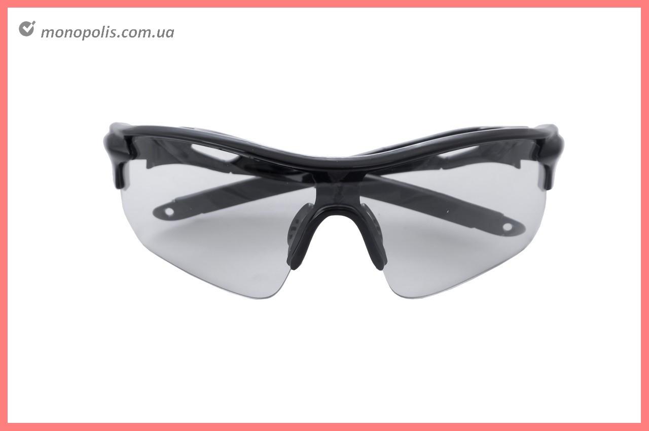Очки Housetools - резиновые дужки прозрачные