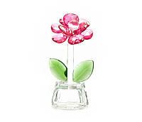 Цветок хрустальный (8,5х4,5х3,5см)