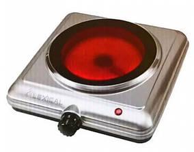 Плита інфрачервона керамічна LEXICAL LHP-2703 1500ВТ, фото 2
