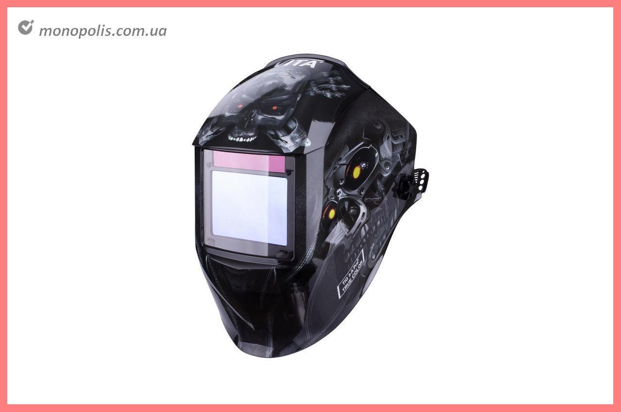 Маска зварювальна Vita - TIG 3-A TrueColor PROF, робот