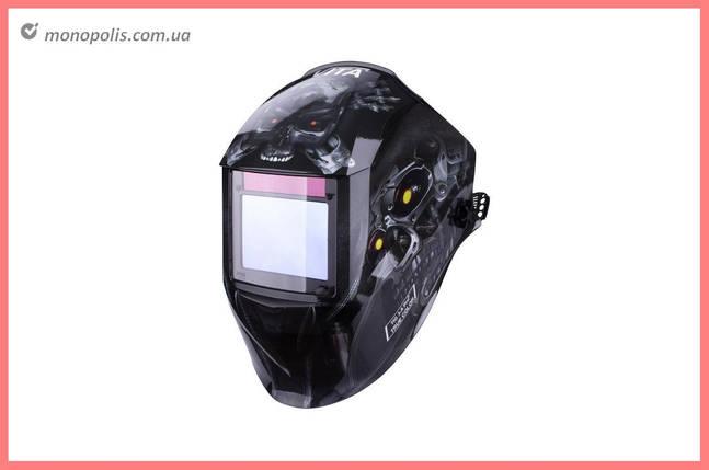 Маска зварювальна Vita - TIG 3-A TrueColor PROF, робот, фото 2