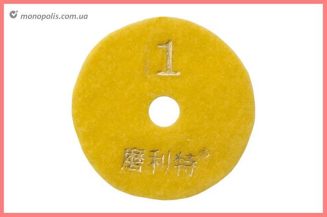 Диск алмазний шліфувальний Асеса - 80 мм x №1 для сухої, фото 2