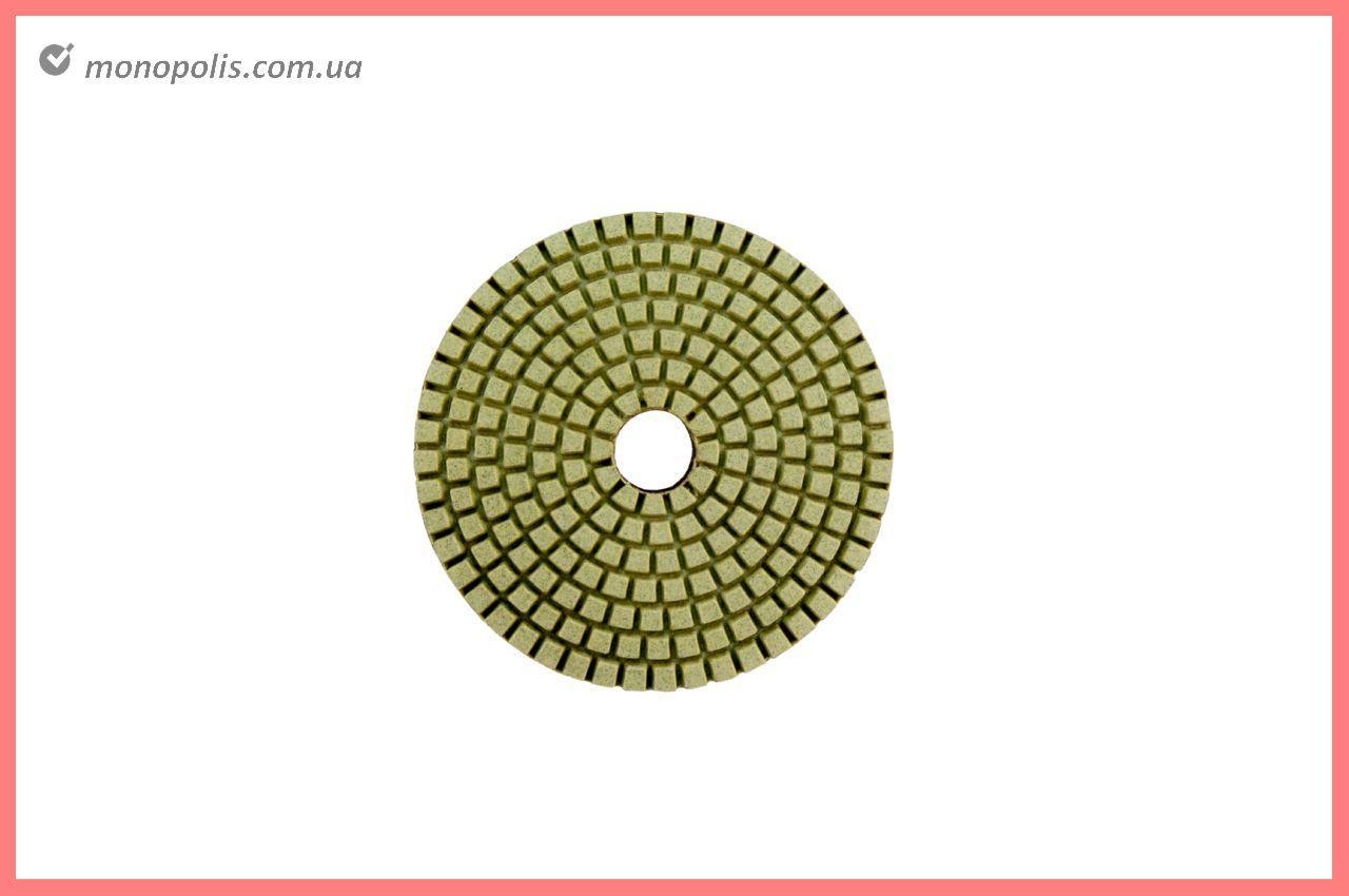 Круг полірувальний черепашка Pilim - 100 мм x P100