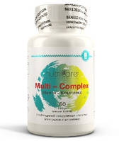 Комплекс витаминов и минералов - Малти-Комплекс (Multi-Complex) .60 таб.США