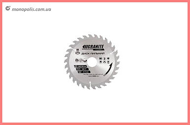 Диск пильный Granite - 125 x 60T x 22,2 мм