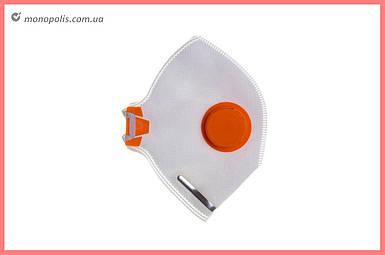 Респиратор Vita - Спектр-2К FFP-2D желтый