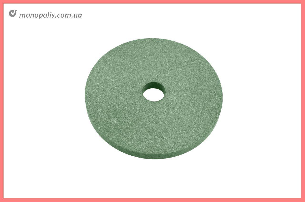 Круг керамика ЗАК - 175 х 16 х 32 мм (64С F80) зеленый
