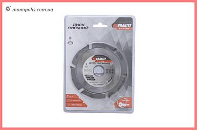 Диск пильный Granite - 125 x 22,2 мм x 6 T