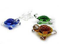 Черепаха хрустальная 7,5х5,5х2,5см (18205)