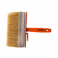 Кисть-ракля 50 х 150 мм натуральна щетина пластмасовий корпус, пластмасова ручка Sparta 841055