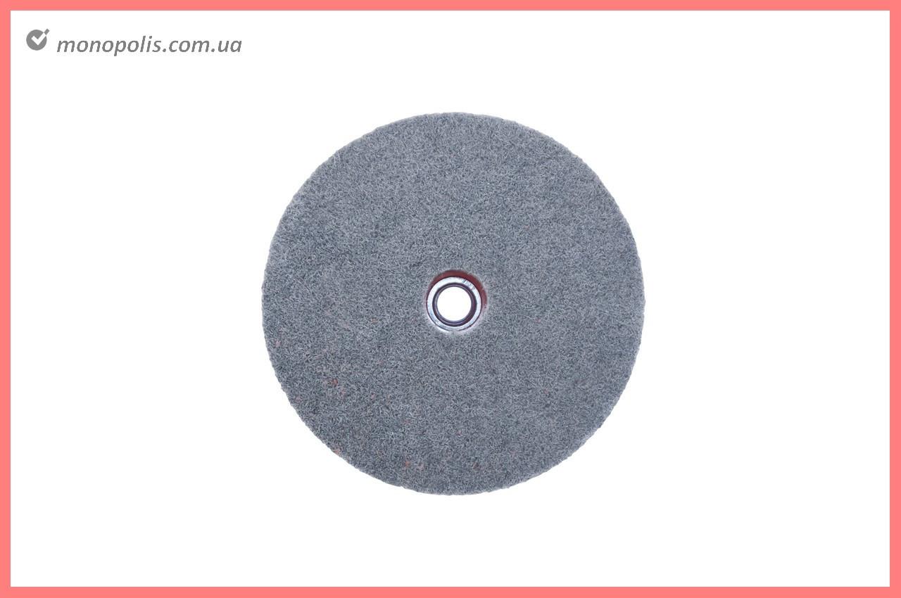 Спінений абразив на УШМ Pilim - 125 x 12 мм x P180 сірий