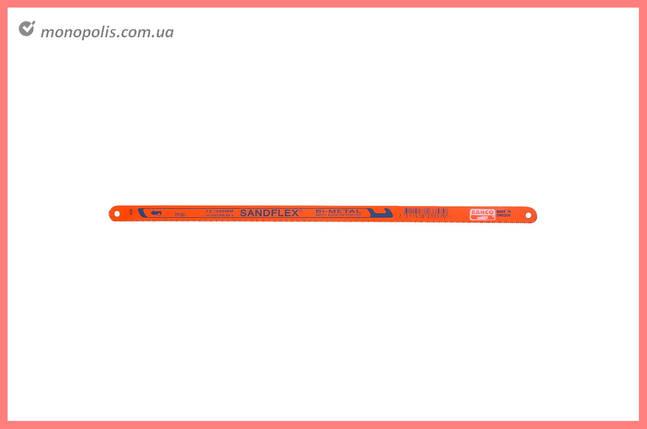 Полотно ножовочное по металлу Vita Sandflex - 300 x 12 мм 5 шт., фото 2