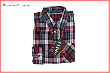 Рубашка фланелевая NEO - S/48