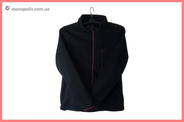 Блуза флисовая - M/38 черная, фото 2
