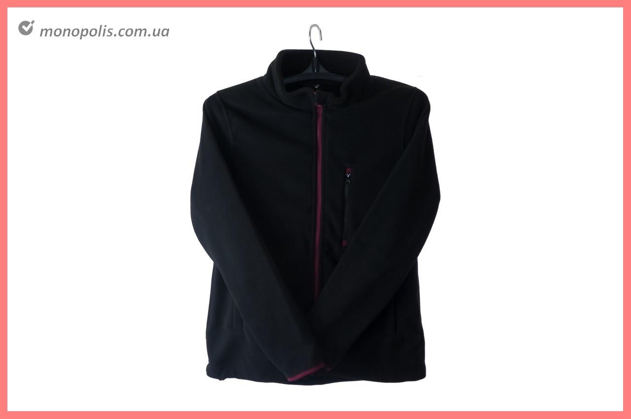 Блуза флисовая NEO - XL/42 черная
