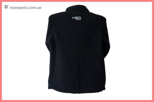 Блуза флисовая NEO - XL/42 черная, фото 2