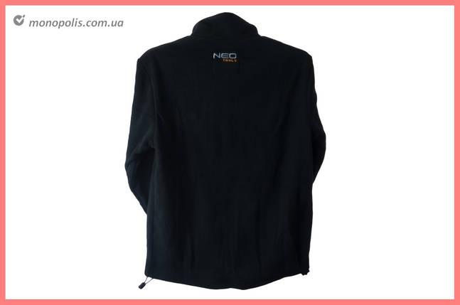 Блуза флісова NEO - S/48 чорна, фото 2