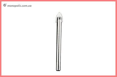 Сверло по стеклу и керамике Intertool - 3 мм