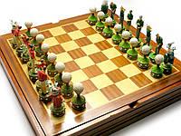 "Шахматы ""Гольф"" 35,5х35,5х6см (26857)"