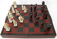 Шахматы антик 44х24х5см (1545)