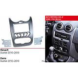 Переходная рамка ACV Dacia Duster (381250-02-2), фото 2