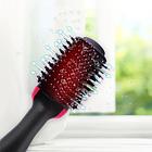 Электрическая расческа для укладки и выпрямления Фен щетка для волос One Step 3 в 1, фото 4