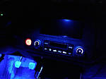 НАШИ РАБОТЫ: Замена подсветки в Honda Civic 4d