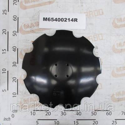 M65400214 Диск зубчатий металевий  PRESTO